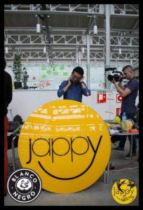 Presentación de Jappy Swing en el Centro Cultural Daoiz y Velarde