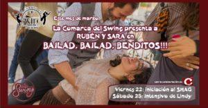 (Algeciras) Intensivo Bailad, Bailad, Benditos! @ Algeciras | Algeciras | Andalucía | España