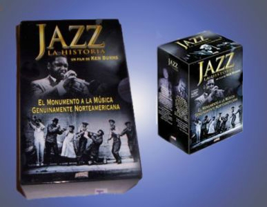 Orígenes del Jazz de Ken Burns. JAZZ A history of America's music. Parte 2