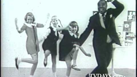 LOUIE ARMSTRONG DANCES WITH SUSIE Q DOLLS