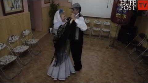 Clase para aprender a bailar el chotis