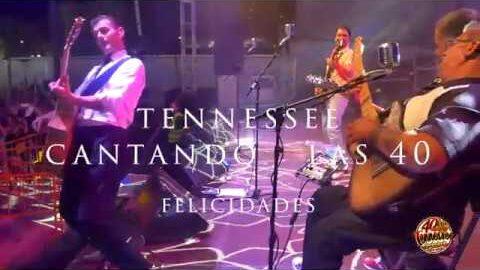 Videoclip Tennessee promo cantando las 40